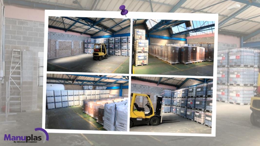 Manuplas new premises