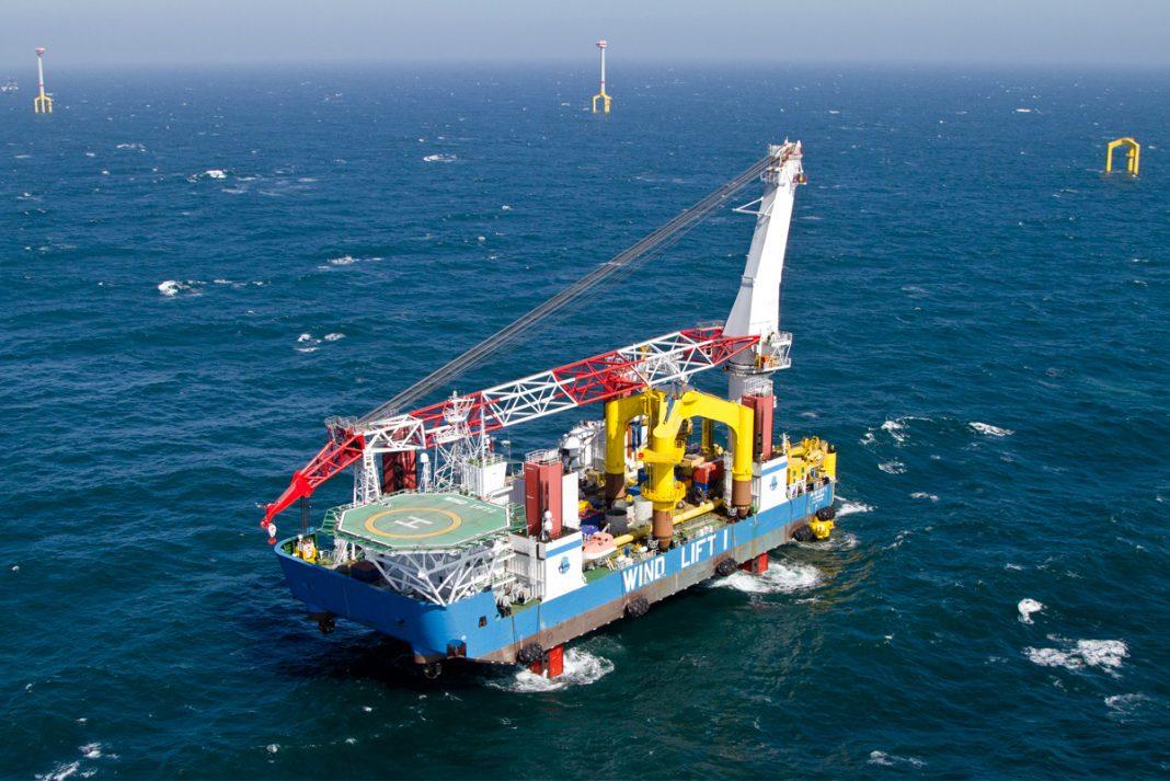 Harren & Partner adds jack-up vessel Wind Lift I to its fleet and launches SAL Renewables
