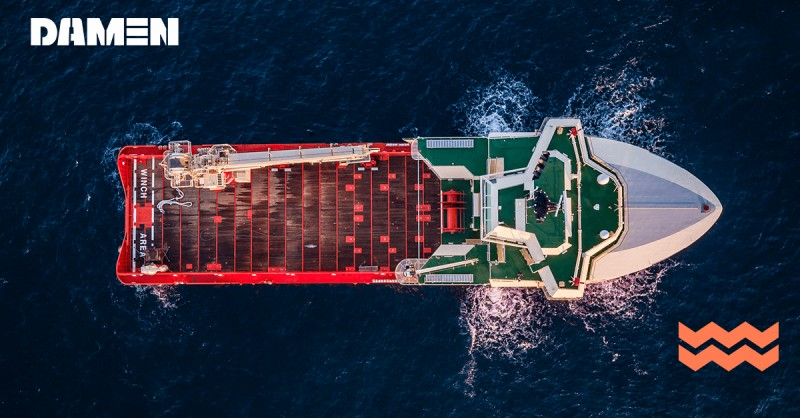 AMBITIOUS GOALS FOR SUSTAINABLE SHIPPING
