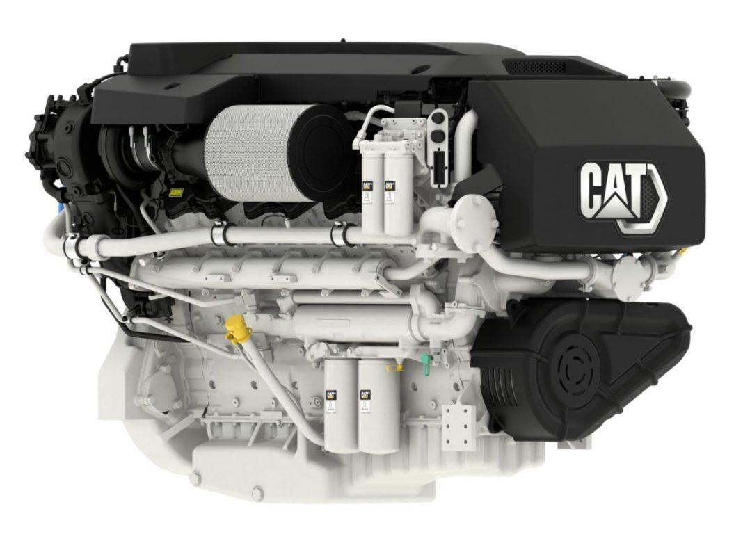 C32B 2433 MHP Engine