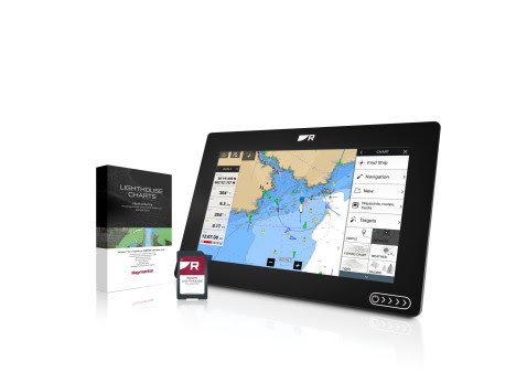 Raymarine LightHouse Charts offer a new level of clarity in marine navigation