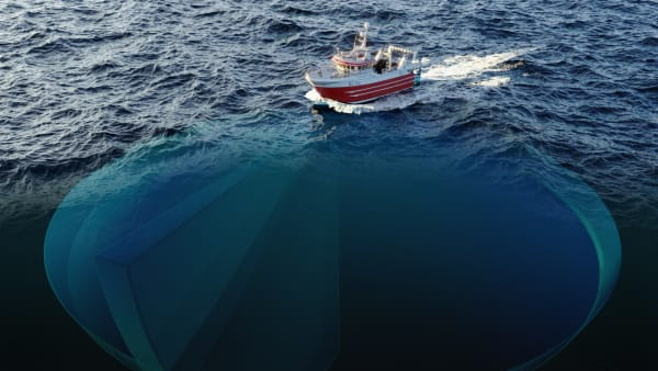 Simrad's new SY50 omni-sonar offers a compact, high-performance fish-finding solution for smaller vessels