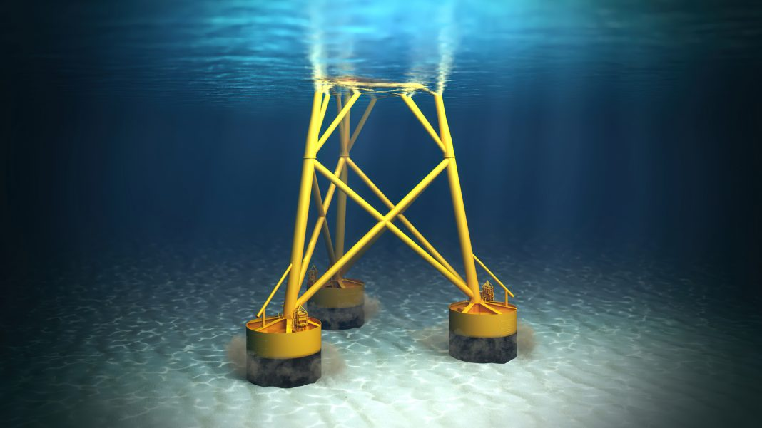 pumping systems for foundations of Scotland's largest offshore wind